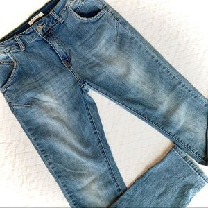 JEWELLY Slouchy Tapered Jeans